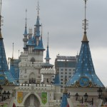 Lotte World. Pillaged by European Goths in search of inspiration.