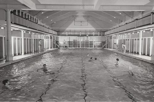 City University Pool